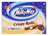 MILKY WAY CRISPY 150g 6ER