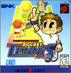 Pocket Tennis color - Neo Geo Pocket color - US