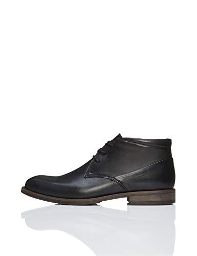 Find. Chukka Desert Boots, Schwarz Black,  40 EU