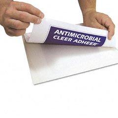 C-Line Antimicrobial Clear Adheer® Self Adhesive Laminating Sheets, 9 x 12, 50/Box (CLI65009) Category: Laminating Supplies by C-Line