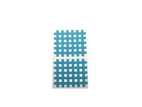Kindmax Akupunkturpflaster, Form: Gitter, 40 Stück, Hellblau