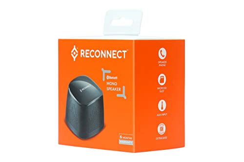 Best reconnect power bank in India 2020 Reconnect Dual Bluetooth Mono Headset Image 3