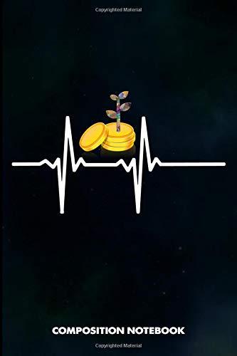 Composition Notebook: Economist Heartbeats, Birthday Journal for Economics, Economy Professionals to write on por M. Shafiq