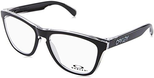 Oakley - RX FROGSKIN OX 8131, Rechteckig Propionat Unisex Oakley Frogskins Klar