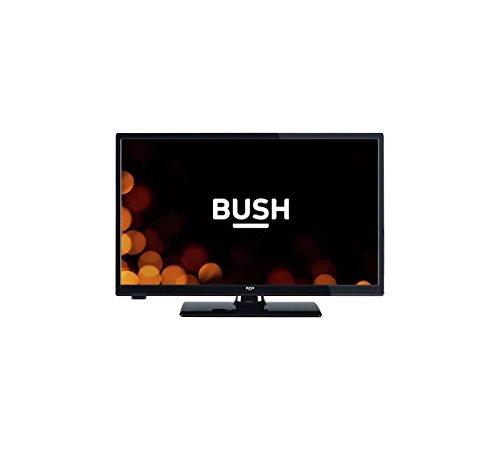 Bush 32 Inch DVD Combi LED TV - Black