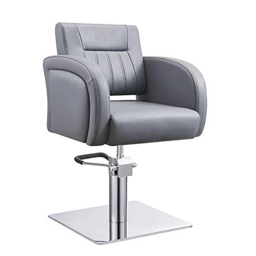 Beauty-Salon Frisierstuhl/Frisierstuhl, hygienisch, höhenverstellbar, Anodisch