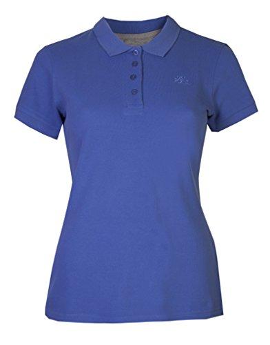 Brody & Co. - T-shirt de sport - Uni - Femme Bleu