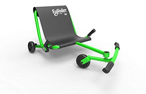 EzyRoller Pro Fun Fahrzeug Dreirad für Jugendliche und Erwachsene Fabr: grün