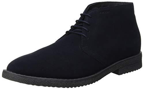 Geox U BRANDLED B, Herren Desert Boots, Blau (Navy C4002), 46 EU (11 UK)