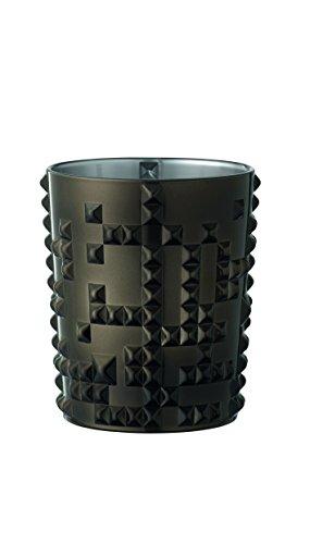 Spiegelau & Nachtmann, Whisky-Becher, 348 ml, Kristallglas, Farbe: Grau, Punk, 100053