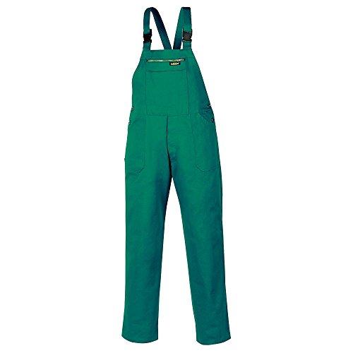 teXXor Latzhose Basic Arbeitshose für Industrie und Handwerk, 90, grün, 8035
