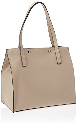Guess Hwvn6778230, Borsa a Mano Donna, 17.5x31x35 cm (W x H x L) Grigio (Taupe)
