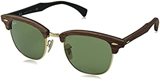 Ray-Ban Rb 3016m Montures de Lunettes, Marron (Walnut Rubber Green/Green), 51 Mixte Adulte (B00W8CN1UY) | Amazon price tracker / tracking, Amazon price history charts, Amazon price watches, Amazon price drop alerts