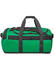 The North Face Duffel Borsa, Nessun Genere, Verde (Primary Green/Asphalt Gry), Taglia Unica