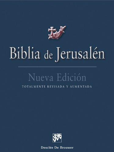 Biblia de Jerusalén por Escuela Bíblica y Arqueológica de Jerusalén