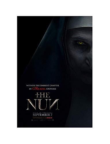 Weretlyop The Nun Movie The Conjuring Horror Remake Art Film Print Size 13x20 24x36 27x40 32x48 (27