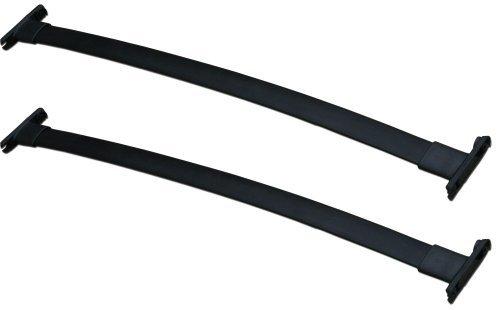 Preisvergleich Produktbild 2011–2015Ford Explorer Querbügel Dach Gepäckträger OE Stil Schnelle Lieferung durch brightlines