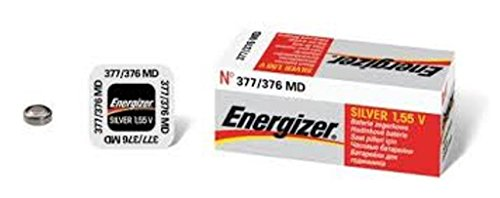 ENERGIZER 1 Pile ENERGIZER 377 SR626SW