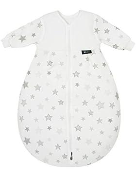 Alvi Schlafsack Mäxchen Thermo mit Arm | Babyschlafsack