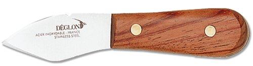 Deglon 2260006-v, coltello per ostriche, 6 cm