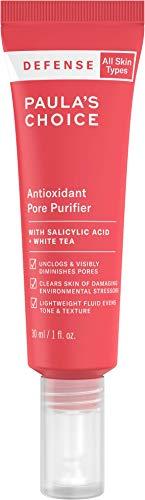 Bha Feuchtigkeitscreme (Defense Antioxidant Pore Purifier | befreit und verfeinert Poren sichtbar | für alle Hauttypen | 30 ml / 1 fl.oz. | von Paula's Choice)