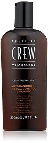 American Crew Anti-Dandruff and Sebum Control Shampoo 250