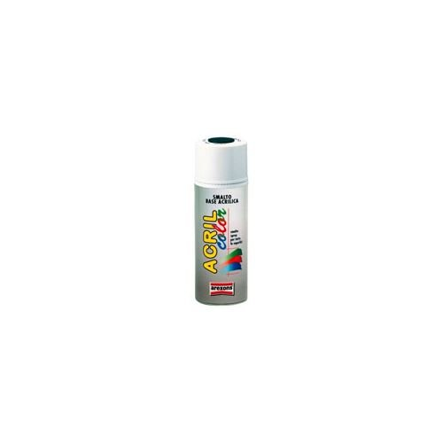 Arexons 3935 Acrilcolor Ral 3000, Rosso Fuoco, 400 ml