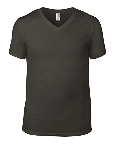 Anvil Herren T-Shirt Smoke