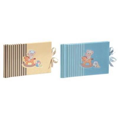 hama-sina-joshua-album-de-fotografia-18-cm-115-cm-azul-naranja