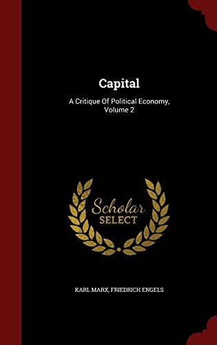 Capital: A Critique of Political Economy, Volume 2