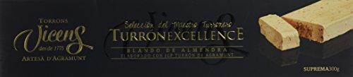 Vicens Turrón Blando Almendra Marcona Excellence - 300 gr