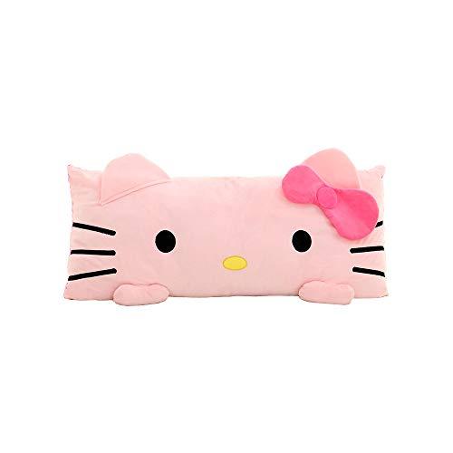 RUGF Hallo Kitty Kissen/Abnehmbare Kissen/Schlafsofa Kissen/Taillenpolster Auto Kissen