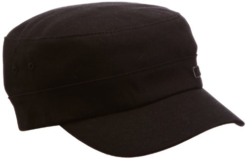 Kangol - Cotton Twill Army cap - Chapeau - homme - noir - Taille Small 1a7019fef7d