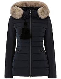 outlet store 6c7c4 f0b10 Amazon.it: Piumini Peuterey - Blu / Giacche e cappotti ...