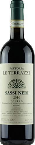 Fattoria Le Terrazze Conero Riserva Sassi Neri 2016