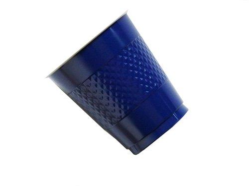 Amscan International 552287–74Kunststoff Cup, Navy Flag Blue, 355ml