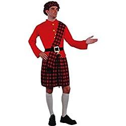 Disfraz Adulto Escocés