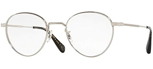 Oliver Peoples Brillen WATTS OV 1224T SILVER Herrenbrillen