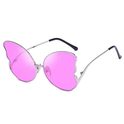 Luckiests Frauen-Mädchen-Dame Butterfly-Form-Sonnenbrille-Brillen Eyewear weibliche Persönlichkeit Street