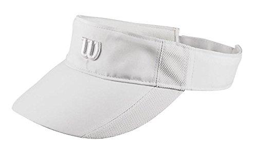 Wilson Women 's visor – Casquette unisexe adulte Taille unique