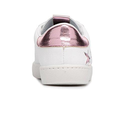 Vinci Unisex-erwachsene Sports Laser Stars Sneaker Rosa (rosa)