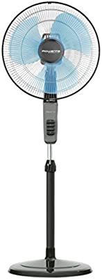 Rowenta Essential - Ventilador de pie, 40 cm, 3 velocidades, 59 dBA nivel de ruido