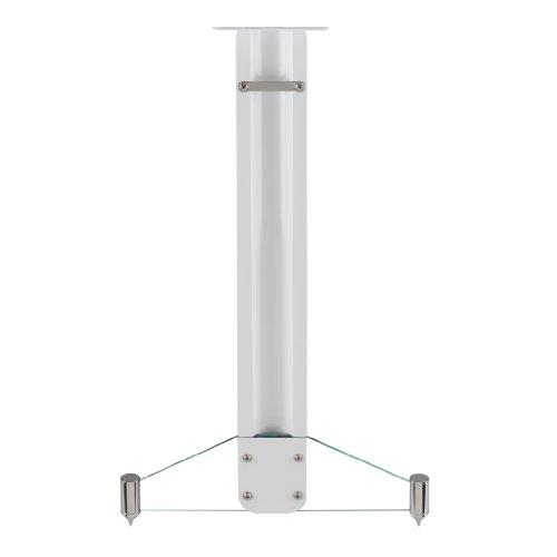 Q Acoustics Standfuß Für Concept 20 Lautsprecher Farbe: Hochglanz Weiß