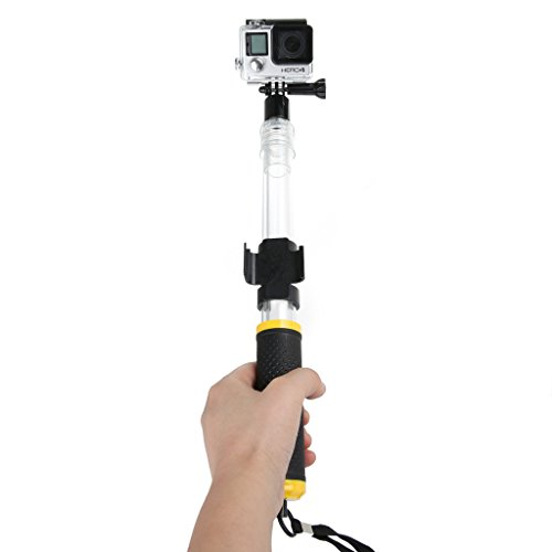fotowelt-white-float-extendable-self-portrait-monopod-with-remote-controller-mount-clip-for-gopro-he