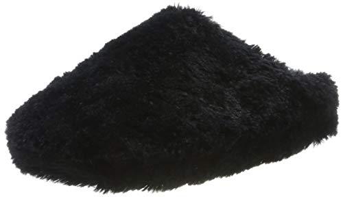 ESPRIT Damen Tiffy Mule Pantoffeln, Schwarz (Black 001), 39 EU