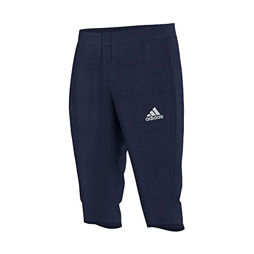adidas Herren Traininghose 3/4 Core 15 - azul oscuro / blanco