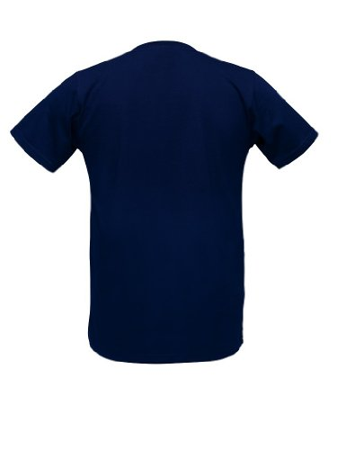 Fitted Value Weight T-Shirt deep navy