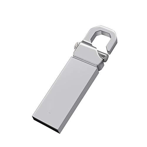 CHYE USB-Flash-Laufwerk, 32 GB High Speed   Data Traveler Flash Drive USB 2.0 External Memory Stick wasserdichte staubdichte U-Scheibe für Mac & PC,A,128GB -