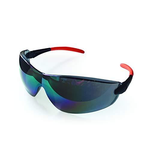 Oregon Q525252 Schutzbrille verspiegelt, mehrfarbig