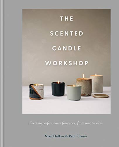 The Scented Candle Workshop (English Edition)